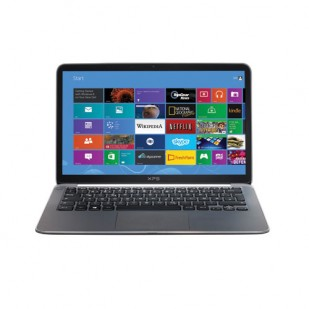 Laptop DELL, XPS13 9333,  Intel Core i7-4510U, 2.00 GHz, HDD: 256 GB, RAM: 8 GB, video: Intel HD Graphics 4400, webcam, BT