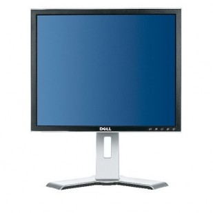 "Monitor DELL, model: 1708FP; 17""; SH; grad B; ""fara picior"""