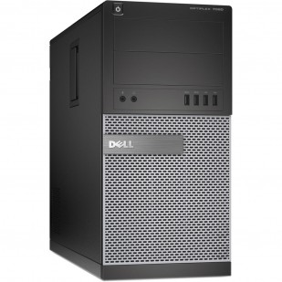 Dell, OPTIPLEX 7020,  Intel Core i3-4150, 3.60 GHz, HDD: 500 GB, RAM: 4 GB, unitate optica: DVD RW, video: Intel HD Graphics 4400; TOWER
