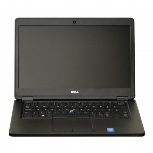 Laptop DELL, LATITUDE E5450, Intel Core i7-5600U, 2.60 GHz, HDD: 500 GB, RAM: 8 GB, video: Intel HD Graphics 5500, webcam, 14 LCD (WXGA), 1366 x 768""