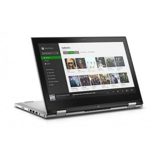 Laptop DELL, INSPIRON 7348, Intel Core i5-5200U, 2.20 GHz, HDD: 500 GB, RAM: 8 GB, video: Intel HD Graphics 5500, webcam