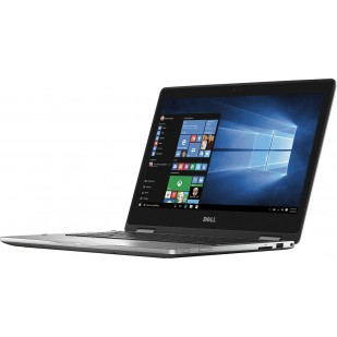 Laptop DELL, INSPIRON 13-7378,  Intel Core i3-7100U, 2.40 GHz, HDD: 500 GB, RAM: 4 GB, video: Intel HD Graphics 620, webcam