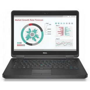 "Laptop Dell Latitude E5440; Intel Corei5-4300 1.9GHz; 4 GB DDR3; 320 GB SATA; Ecran 14"", HD+; Intel HD Graphics Shared; DVD-RW;  webcam; Windows 7 Pro"