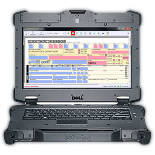Laptop DELL, LATITUDE E6420 XFR, Intel Core i5-2520M, 2.50 GHz, HDD: 250 GB, RAM: 4 GB, unitate optica: DVD RW, video: Intel HD Graphics 3000,  BT