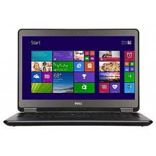 Laptop DELL, LATITUDE E7440, Intel Core i7-4600U, 2.10 GHz, HDD: 500 GB, RAM: 4 GB, video: Intel HD Graphics 4400, webcam, 14 LCD, 1366 x 768""