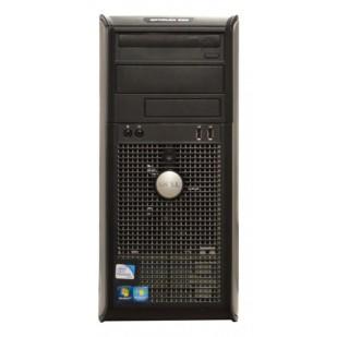 Dell, OPTIPLEX 380,  Intel Core 2 Quad Q9650, 3.00 GHz, video: Intel GMA X4500; TOWER
