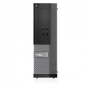 Sff DELL, OPTIPLEX 3020,  Intel Core i3-4130, 3.40 GHz, HDD: 250 GB, RAM: 4 GB, unitate optica: DVD RW, video: Intel HD Graphics 4400