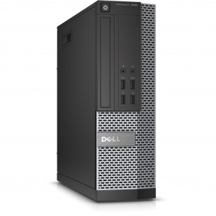 Dell, OPTIPLEX 7020,  Intel Core i3-4150, 3.60 GHz, HDD: 500 GB, RAM: 4 GB, unitate optica: DVD RW, video: Intel HD Graphics 4400; SFF