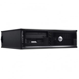 Dell OptiPlex 755; Intel Core 2 Duo E7300 2.6 GHz; SFF