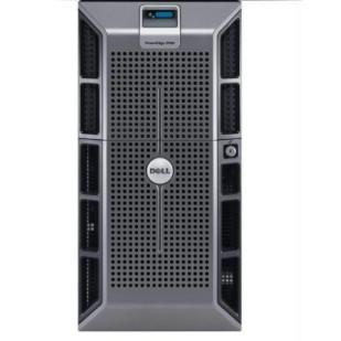 "DELL PowerEdge 2900; 2x DualCore INTEL XEON 5150 2.66 GHz; 8 GB RAM; HDD TYPE: SAS; DVD; 8x 3,5"" HDD bay; size: 1U"