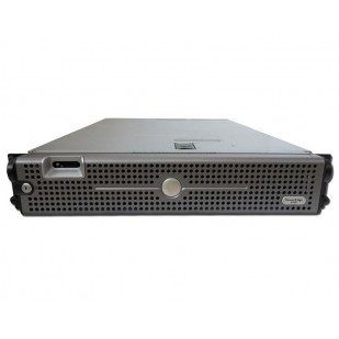 "DELL PowerEdge 2950 G2; 2x QuadCore Intel Xeon X5355, 2.6 GHz; 16 GB RAM; DVD; RAID Controller; PERC 5/I; 6x 3,5"" HDD bay; size: 2U"