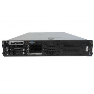 DELL PowerEdge 2950-G2; 2x QuadCore Intel Xeon X5355, 2660 MHz; 8 GB RAM; HDD TYPE: SAS; COMBO; 2x 146 SAS HDD ; size: 2U