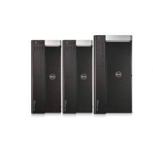 Dell, PRECISION T5610,  Intel Xeon E5-2630 v2, 2.60 GHz, HDD: 1000 GB, RAM: 24 GB, video: nVIDIA Quadro 4000; TOWER