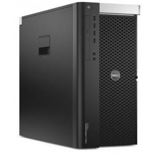 Dell, PRECISION T7610, 2x  Intel Xeon E5-2620 v2, 2.10 GHz, HDD: 1000 GB, RAM: 32 GB, video: nVIDIA Quadro K4000; TOWER