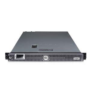 DELL PowerEdge R300; QuadCore Intel Xeon X5460, 3.2 GHz; 8 GB RAM; HDD TYPE: SAS; DVD; 2x 3,5 HDD bay