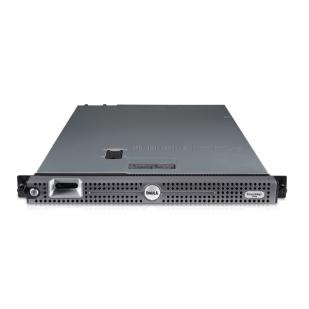 DELL POWEREDGE R300; 1 x Intel Quad Core (X3363) 2.8 GHz; 8 GB RAM DDR2 ECC; controler RAID: PERC 6I; dimensiune: 1U; caddy HDD: 2X3.5; 2PSU