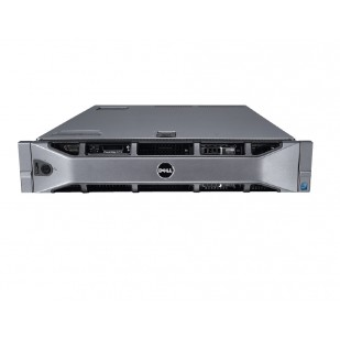 DELL POWEREDGE R710; 2 x Intel Six Core (X5675) 3.0 GHz; 32 GB RAM DDR3 ECC; controler RAID: H700; dimensiune: 2U; caddy HDD: 6X3.5; 2PSU