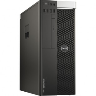 Dell, PRECISION TOWER 5810,  Intel Xeon E5-1607 v3, 3.10 GHz, HDD: 500 GB, RAM: 16 GB, video: nVIDIA Quadro K2200; TOWER