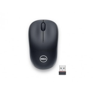 Mouse DELL; model: WM 123; NEGRU; USB; WIRELESS