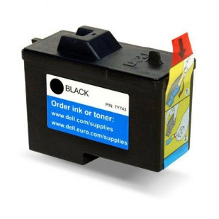 INKJET ORIGINAL DELL 07Y743 BLACK