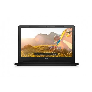 Laptop DELL, INSPIRON 3551, Intel Celeron N2840, 2.16 GHz, HDD: 500 GB, RAM: 2 GB, video: Intel HD Graphics, webcam, 15.6 LCD (WXGA), 1366 x 768""
