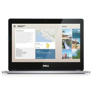 Laptop DELL, INSPIRON 14 7000 SERIES 7437, Intel Core i5-4210U, 1.70 GHz, HDD: 500 GB, RAM: 6 GB, video: Intel HD Graphics 4400,  webcam,  BT, 14 LCD (WXGA),  1366 x 768""