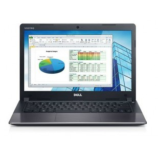 Laptop DELL, VOSTRO 5460,  Intel Core i5-3230M, 2.60 GHz, HDD: 500 GB, RAM: 4 GB, video: Intel HD Graphics 4000, nVIDIA GeForce GT 630M, webcam, BT