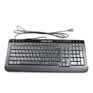 Tastatura ALIENWARE layout ROM NEGRU USB MULTIMEDIA