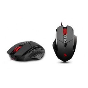 "Mouse BLOODY; model: GUN-3; NEGRU; USB; ""V2 BLACK"""