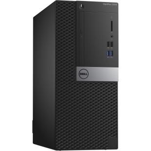 Dell, OPTIPLEX 3040,  Intel Core i7-6700, 3.20 GHz, HDD: 500 GB, RAM: 8 GB, unitate optica: DVD , video: Intel HD Graphics 530