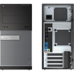 Dell, OPTIPLEX 3020, Intel Core i3-4150, 3.50 GHz, video: ATI Radeon HD 2400 XT (RV610); TOWER