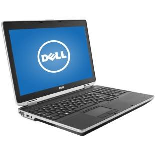 Laptop DELL, LATITUDE E6530,  Intel Core i7-3540M, 3.00 GHz, HDD: 500 GB, RAM: 8 GB, unitate optica: DVD RW, video: Intel HD Graphics 4000, nVIDIA NVS 5200M, webcam, BT, fingerprint