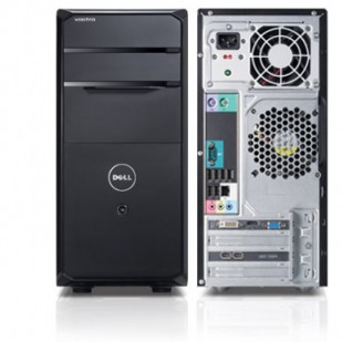 Dell, VOSTRO 430,  Intel Core i3-540, 3.07 GHz, video: Intel HD Graphics; DESKTOP