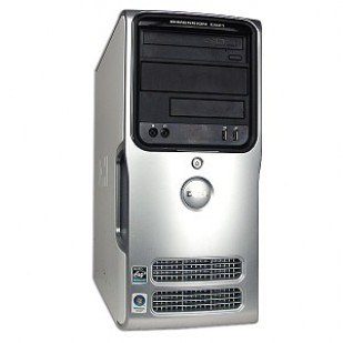 Dell Dimension 9200; Intel Core 2 Duo E6400, 2.13 GHz, video: ATI FireGL V3300 (RV516); TOWER