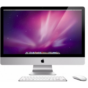 Apple iMac (27-inch, Late 2009); Intel Core i5 Quad 2.66 GHz; RAM: 16 GHZ; HDD: 500 GB; AMD Radeon HD4850, 512 MB; All in One
