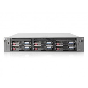 HP DL 380- G6; 2x QuadCore Intel Xeon E5530, 2.4 GHz; 8 GB RAM; HDD TYPE: SAS; DVD; 2x 73 SAS HDD; size: 2U