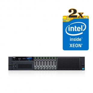 DELL, PRECISION R7910, 2 X Intel Xeon E5-2637 v3, 3.5 GHz, HDD: 2x 512 GB SSD, RAM: 32 GB, video: nVidia QUADRO M6000, 24 GB; 1 x PSU