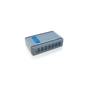 D-LINK HUB; USB 2.0 F la 7xUSB 2.0 M; DUB-H7-DLINK