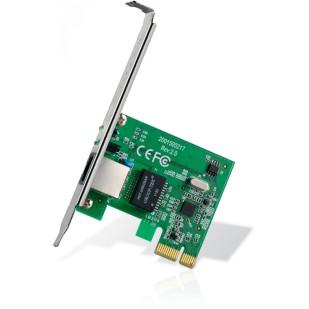 Placa de retea Gigabit 10/100/1000Mbps PCI-E mini, TP-LINK TG-3468