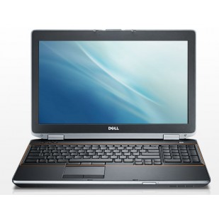 "Laptop DELL, LATITUDE E6520, Intel Core i7-2760QM, 2.40 GHz, HDD: 320 GB, RAM: 4 GB, unitate optica: DVD RW, video: Intel HD Graphics 3000, nVIDIA NVS 4200M, webcam, BT, fingerprint, 15.6"" LCD (WXGA), 1366 x 768"