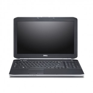 "Laptop DELL, LATITUDE E5520, Intel Core i7-2620M, 2.70 GHz, HDD: 320 GB, RAM: 4 GB, unitate optica: DVD RW, video: Intel HD Graphics 3000, 15.6"" LCD (WXGA), 1366 x 768"