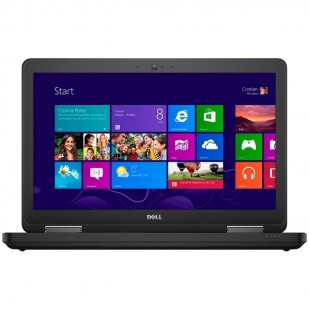 "Laptop DELL, LATITUDE E5540, Intel Core i7-4600U, 2.10 GHz, HDD: 320 GB, RAM: 4 GB, unitate optica: DVD RW, video: Intel HD Graphics 4400, nVIDIA GeForce GT 720M, webcam, 15.6"" LCD (WXGA), 1366 x 768"