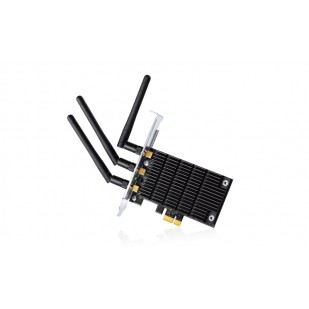 Placa de retea Wireless AC1900 Dual Band, PCI-E 1x, TP-LINK  Archer T9E