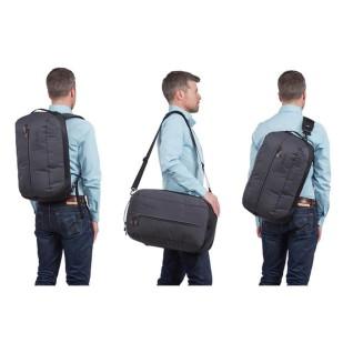 Rucsac urban cu compartiment laptop Thule Vea Backpack 21L Black