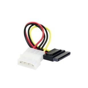 """Cablu PC; mufa 5.25"""" M la eSATA F; 0.1m"""