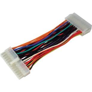 "Cablu PC; mufa ATX (24 pini) la mufa ATX (20 pini); 0.1m; ""CAB-001-016"""