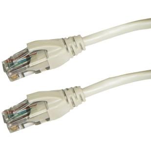 Cablu PC ; RJ 45 la RJ 45 ; 5m.