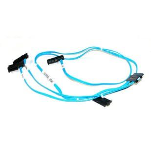 "Cablu PC; 2xSATA M la 2 x SAS 29 PIN; 0.4m; ""0CH328, CN0CH3287421092E008X"""
