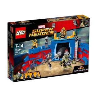 Thor contra Hulk: Infruntarea din arena (76088)