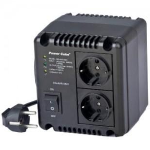 UPS GEMBIRD 1000VA W. AVR ADVANCED, 2 X SCHUKO EG-AVR-1001